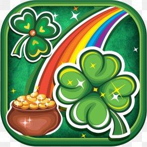 Saint Patrick's Day - Saint Patrick's Day Clover Clip Art PNG