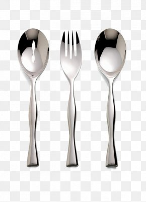 Fork Spoon Picture - Spoon Fork PNG
