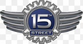 Dream Filter - 15th Street Automotive Car Automobile Repair Shop Logo Motor Vehicle Service PNG