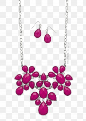Ruby - Ruby Earring Jewellery Necklace Charms & Pendants PNG