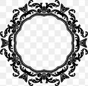 Maroon Frame - Flower Picture Frames Clip Art PNG