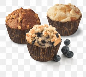 Muffin - Muffin Bakery Bagel Danish Pastry Streusel PNG