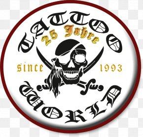 Skull - Skull And Crossbones Jolly Roger Clock Piracy PNG