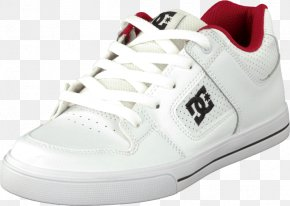 DC Shoes - Sneakers White DC Shoes Slip-on Shoe PNG