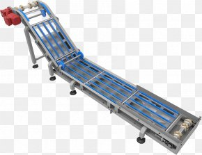 Conveyor System - Conveyor System Machine Mechanical Engineering Technical Drawing PNG