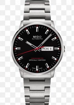 Watch - Mido Amazon.com Automatic Watch Chronometer Watch PNG