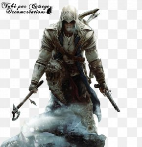 Assassin's Creed III PlayStation 3 Xbox 360 PNG