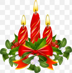 Church Candles - Christmas Advent Candle YouTube Clip Art PNG
