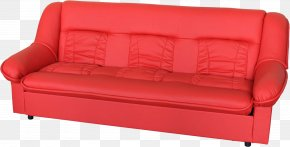 Red Sofa Image - Couch Sofa Bed Furniture PNG