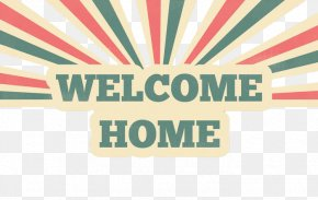 Welcome Home Retro Illustrations - Paparazzi Business PNG