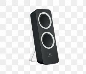 Computer - Computer Speakers Logitech Z200 Loudspeaker Sound PNG