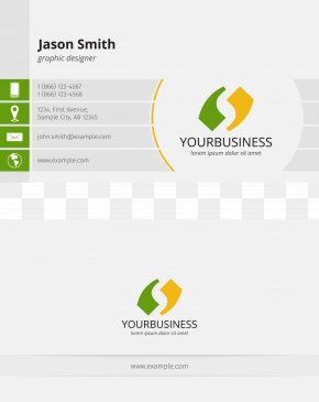 Business Card - Business Card Design Logo Visiting Card PNG