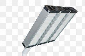 Street Light - Light Fixture Light-emitting Diode Solid-state Lighting Street Light LED Lamp PNG