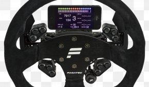 Steering Wheel - Car Racing Wheel Rim PlayStation 4 PNG