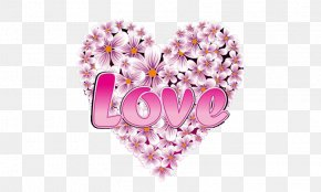 LOVE Heart - Desktop Wallpaper Heart Valentine's Day PNG