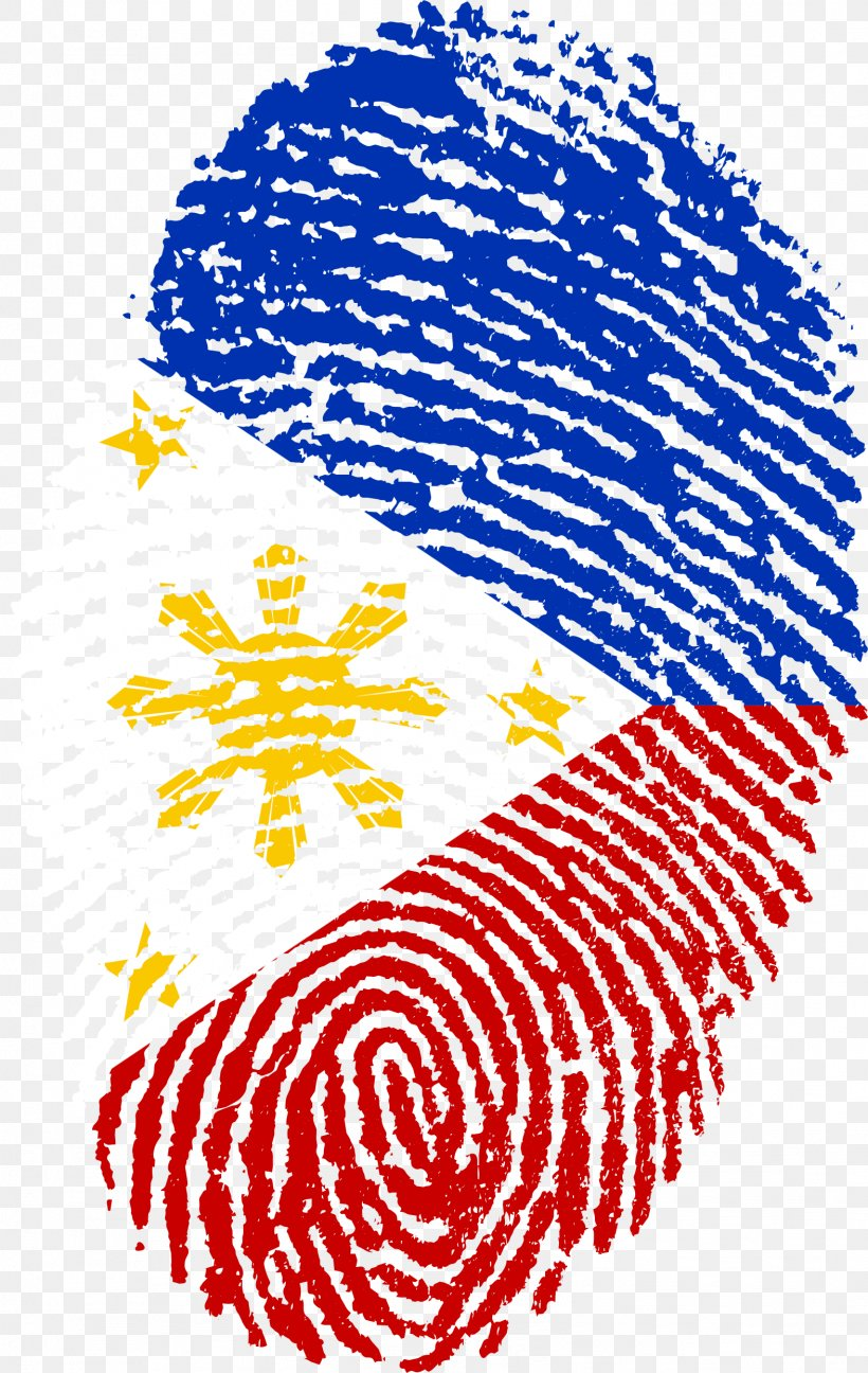 Flag Of The Philippines United States Fingerprint Welcome To The Philippines, PNG, 1573x2488px, Philippines, Area, Art, Country, Fingerprint Download Free