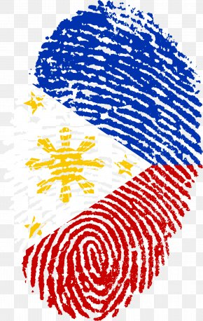 Flag Of The Philippines - Flag Of The Philippines United States Fingerprint Welcome To The Philippines PNG