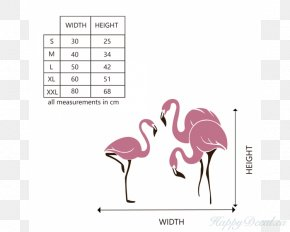 Flamingo Black - Wall Decal Sticker Polyvinyl Chloride Logo PNG