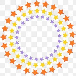 Eid Star Clip Art tree - Clip Art Image PNG