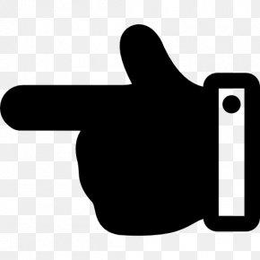 Hand - Index Finger Hand Digit Clip Art PNG