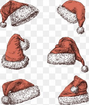 Santa Claus Hat - Santa Claus Hat Stock Photography Christmas PNG