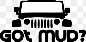 Jeep - Jeep Wrangler Car Pickup Truck Decal PNG
