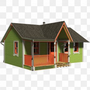 Small House - House Plan Tiny House Movement Cottage Floor Plan PNG