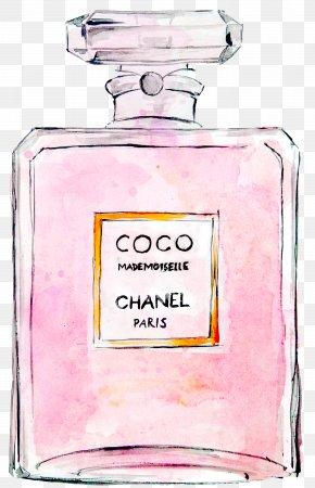 Chanel,Coco Perfume - Perfume Coco Mademoiselle Chanel No. 5 PNG