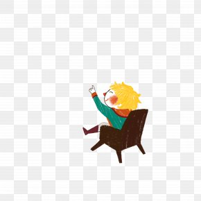 Korea Cute Cartoon Animation Character Little Prince - The Bund Cartoon Animation Illustration PNG