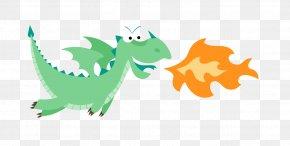 Spitfire Little Dinosaur Cartoon PNG