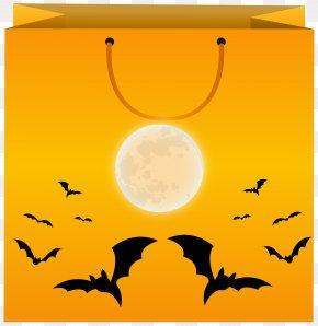 Halloween Bag Clip Art Image - Clip Art PNG