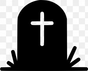 Grave - Grave Tomb Cemetery Headstone Halloween PNG