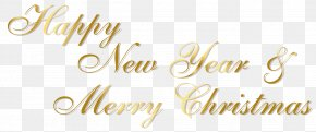 Christmas - New Year's Day Christmas Greeting & Note Cards Clip Art PNG