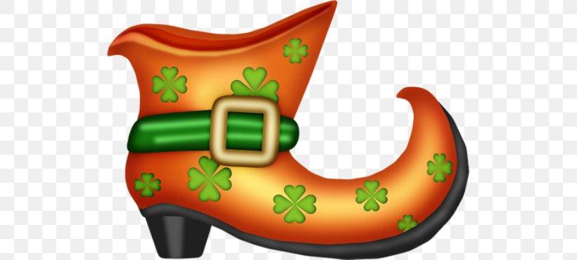 Saint Patrick's Day Leprechaun Vegetable Clip Art, PNG, 515x370px, Leprechaun, Food, Orange, Saint Patrick, Symbol Download Free
