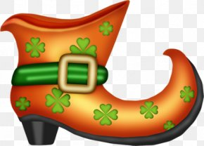 Saint Patrick's Day - Saint Patrick's Day Leprechaun Vegetable Clip Art PNG
