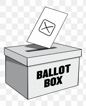 Title Box - General Election Ballot Box Voting PNG