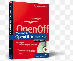 Basic, StarBasic Makros In OpenOffice.org 2.0: Basic/StarBasic ; OpenOff ; Grundlagen,Enterprises Album Cover - OpenOffice.org 2.0: Einstieg Und Umstieg ; [kompakte Einführung In Alle Module ; Komplettes OpenOffice.org 2.0 Auf Buch-CD ; Das Handbuch] Makros In OpenOffice.org 3 PNG