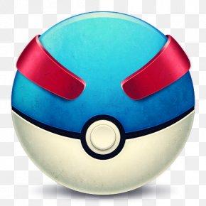Elf Ball - Pokémon GO Pikachu Ball PNG
