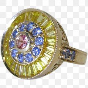 Ring - Ring Sapphire Opal Jewellery Diamond PNG