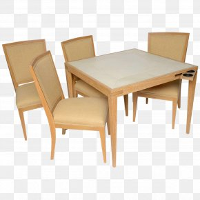 Table - Table Chair Furniture Dining Room Matbord PNG