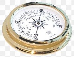 Barometer Photos - Aneroid Barometer Atmospheric Pressure Hygrometer Thermometer PNG