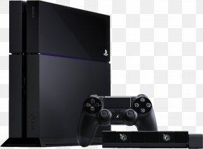 Playstation - PlayStation Camera Video Game Consoles Sony PlayStation 4 Slim PNG