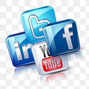 Social Media - Social Media Marketing Business PNG