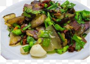 Fry Bacon - Xiangxi Tujia And Miao Autonomous Prefecture Zhangjiajie Curing Download PNG
