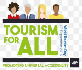 World Tourism Day - World Tourism Organization World Tourism Day Accessible Tourism Travel PNG