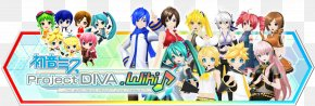 Hatsune Miku Project Diva Arcade Future Tone - Hatsune Miku: Project DIVA Sega Crypton Future Media Rhythm Game PNG