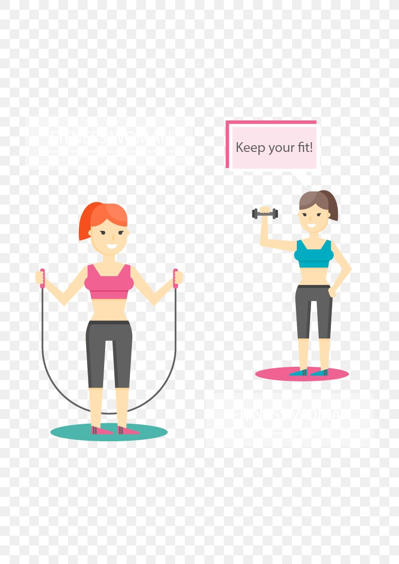 Physical Exercise Skipping Rope Illustration Png 740x1158px Physical Exercise Bodybuilding Cartoon Dumbbell Fitness Centre Download Free