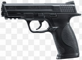 Handgun - Smith & Wesson M&P Air Gun BB Gun Pistol PNG