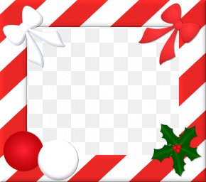 Holiday - Christmas Picture Frames Holiday Craft Clip Art PNG