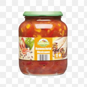 Chili Con Carne - Chili Con Carne Sweet Chili Sauce Giardiniera Chutney Aldi PNG